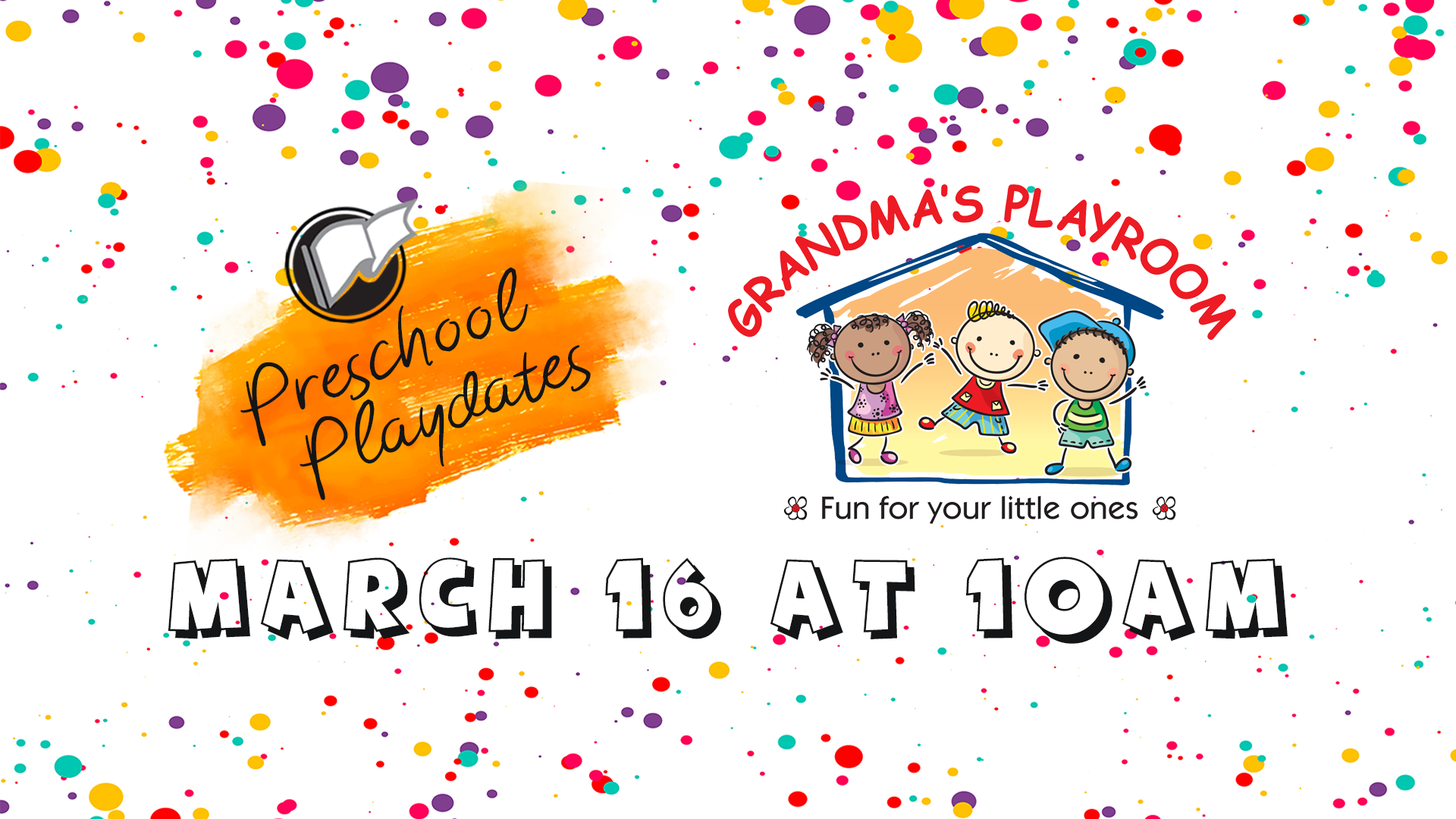 REAL March 2020 Playdate