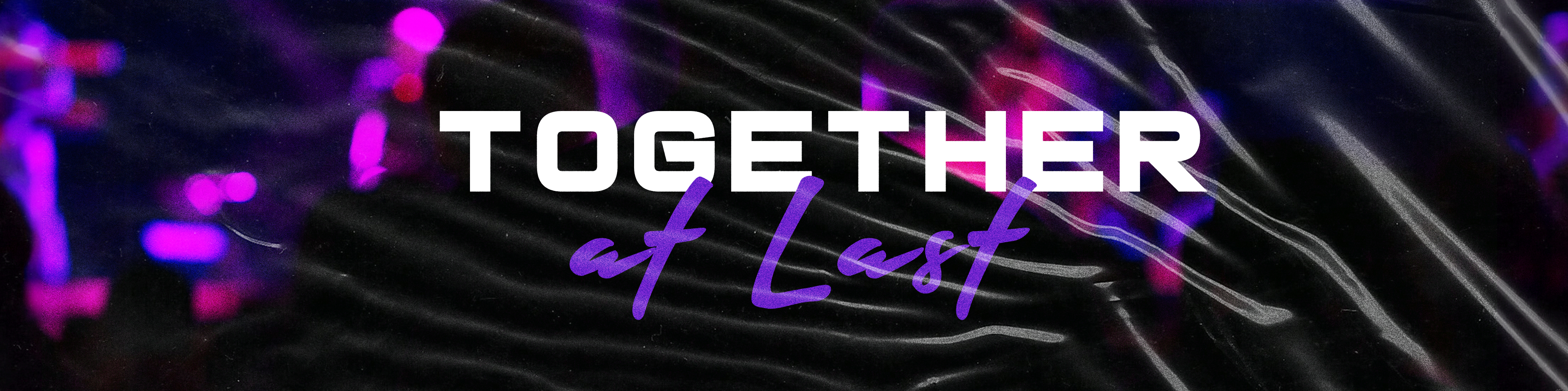 TOGETHER AT LAST web page