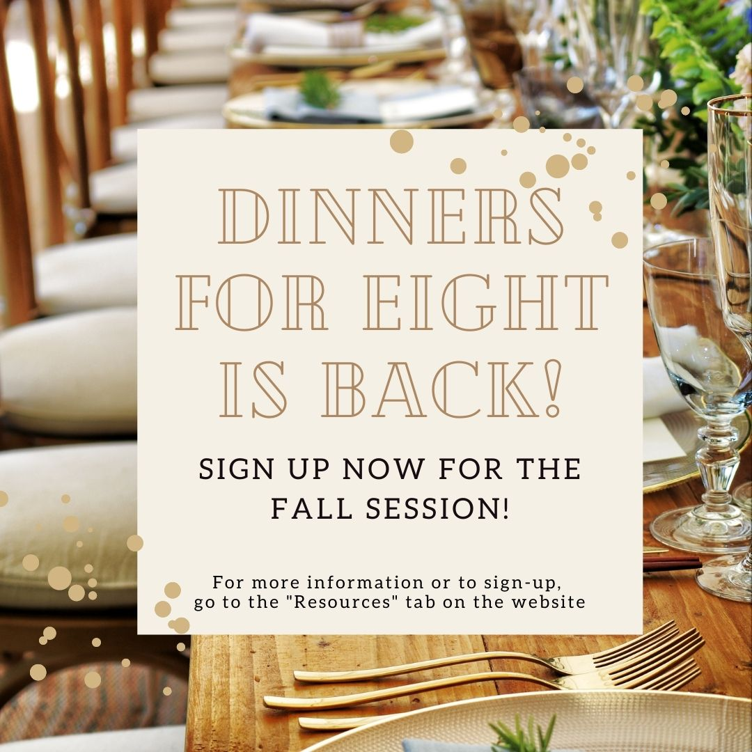 Dinners for Eight2
