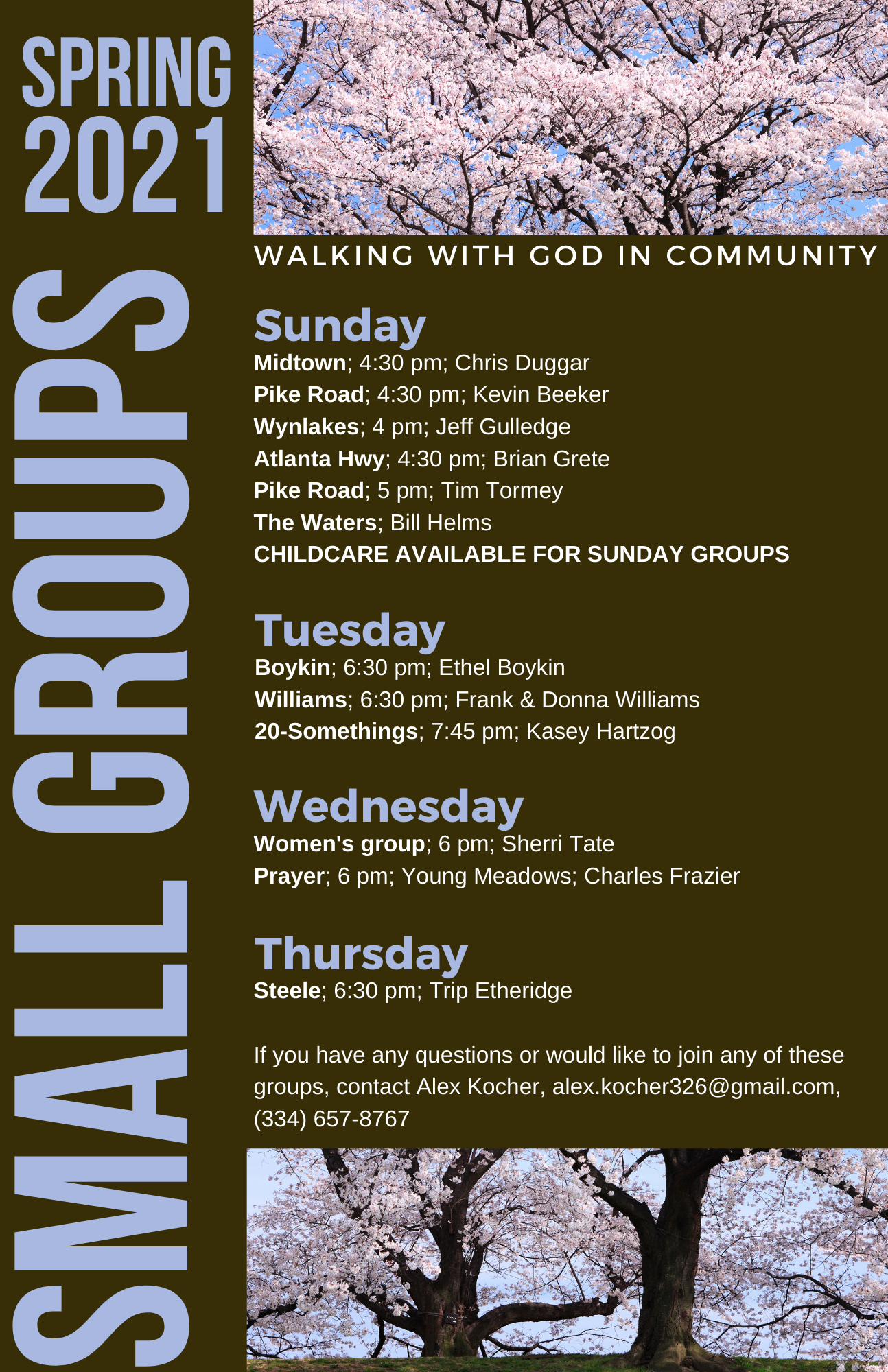 Winter 2020 SMALL GROUP POSTER