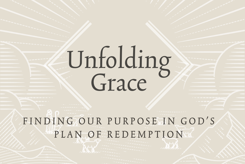 Unfolding Grace FOR WORSHIP GUIDE MAR7 image
